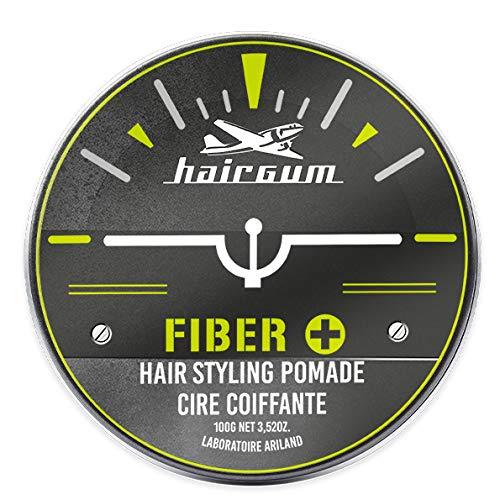 Hairgum Fiber+ Hair Styling Pomade 100G