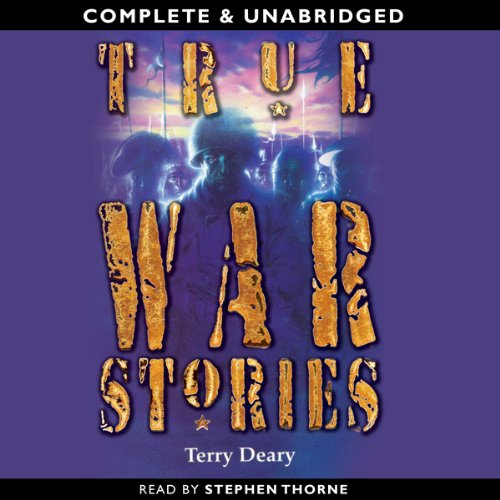 True War Stories audiobook cover art