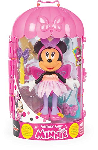 IMC Toys 185753MI - Minnie Maus Fashion Puppe Fee