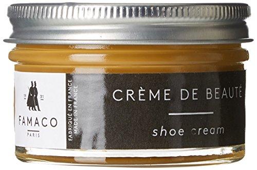 Famaco Unisex-Erwachsene Cream Polish Schuhe & Handtaschen, Braun (Tan Natural), 50 mL