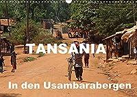 Tansania. In den Usambarabergen (Wandkalender 2022 DIN A3 quer): Tansania. Ein Besuch in den Usambarabergen fuehrt in eine sehr einfache Welt. (Monatskalender, 14 Seiten )