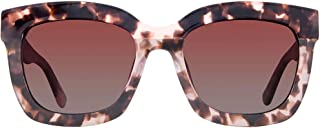 Eyewear - Carson - Womens Designer Square Sunglasses - 100% UVA/UVB [Polarized]
