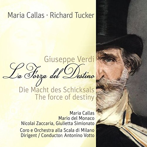 La Forza Del Destino (Die Mach (2 CD)