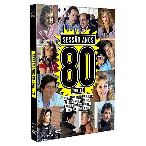 Sessão Anos 80 Vol. 10 [Digipak com 2 DVD's]