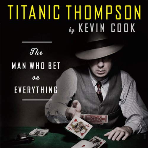 Titanic Thompson audiobook cover art