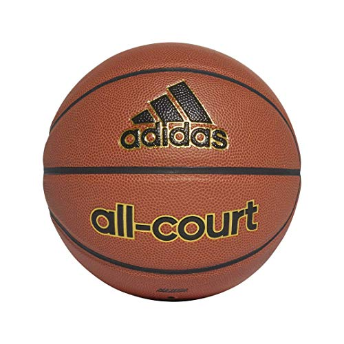adidas All-Court Basketball Natural/Black Size 7
