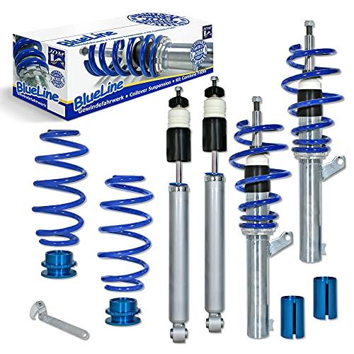 JOM Car Parts & Car Hifi GmbH 741037 Blueline Gewindefahrwerk
