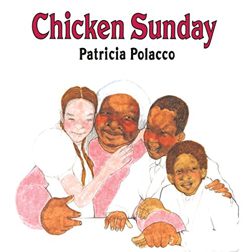 Chicken Sunday audiobook cover art