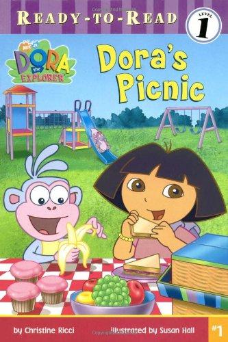 Dora's Picnic (DORA THE EXPLORER READY-TO-READ)の詳細を見る