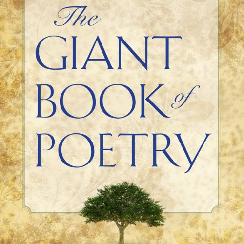 The Giant Book of Poetry audiobook cover art