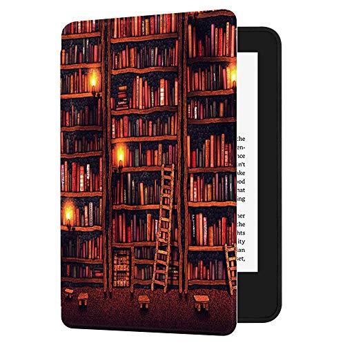 Huasiru Pintura Caso Funda para el Nuevo Kindle (10ª generación - Modelo...