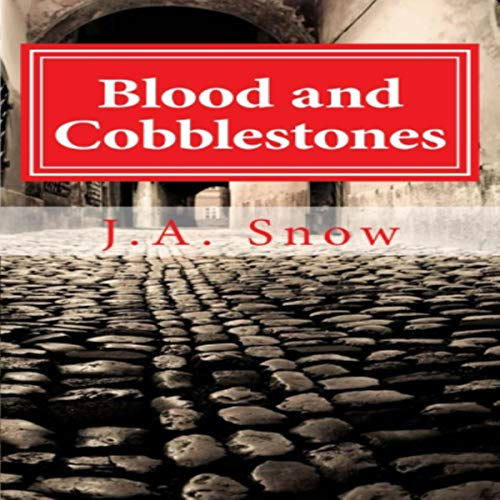 Blood and Cobblestones cover art