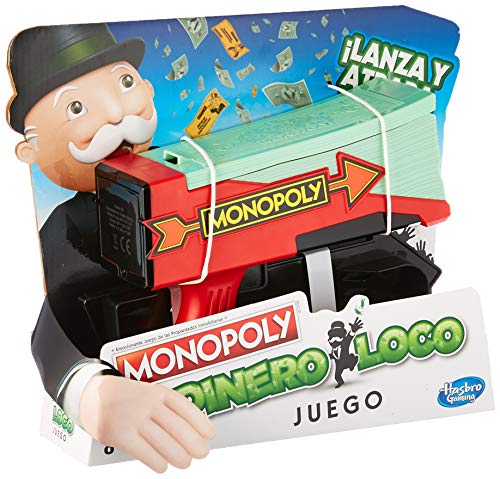 Monopoly- Lluvia de Diner (Hasbro E3037105)