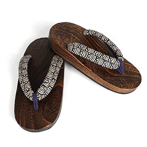 CoolChange Sandales japonaises traditionelles Getta en...