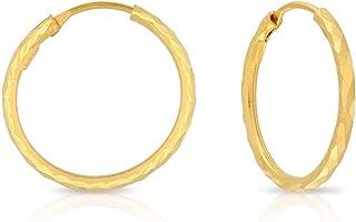 Malabar Gold and Diamonds 22k (916) Yellow Gold Stud Earrings for Women