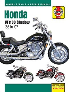 1985 honda shadow owners manual