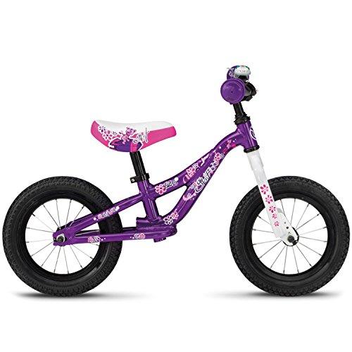 Ghost Powerkiddy AL 12 shiny violet/star white/fuchsia pink 2018 Lauflernrad