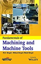 Fundamentals of Machining and Machine Tools (English Edition)