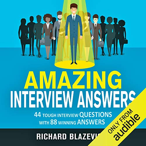 Amazing Interview Answers cover art
