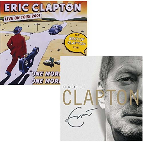 One More Car, One More Rider (Live 2001) - Complete Clapton (Greatest Hits) - Eric Clapton 2 CD Album Bundling