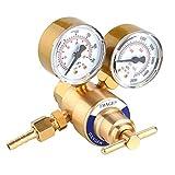 IMAGE Welding Gas Welder Oxygen Regulator Gauges Oxy for Victor Torch Cutting Kits CGA 540