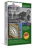Englisch-Businesskurs mit Langzeitgedächtnis-Lernmethode von Sprachenlernen24.de: Lernstufen B2+C1. Businessenglisch lernen für den Beruf. Software PC ... über 3300 Audio-Vokabeln und Redewendungen