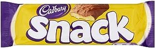 Cadburys Shortcake Snack Bar - 43g - Pack of 6 (43g x 6 Bars)