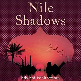 Nile Shadows audiobook cover art