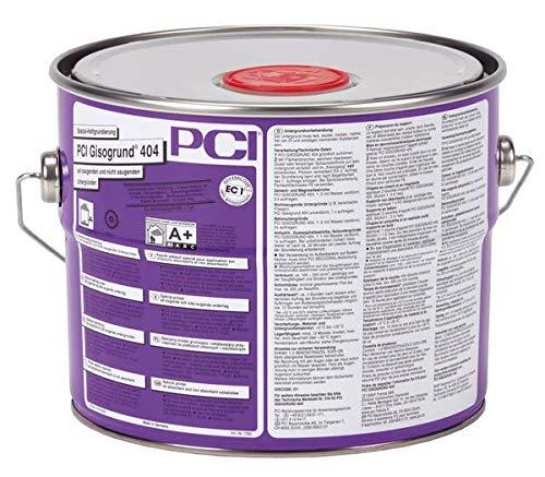 PCI GISOGRUND 404 Spezial Haftgrundierung 5 Liter - innen & außen   Gebrauchsfertig   Lösemittelfrei   Wasserverdünnbar