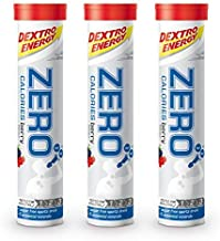 Dextro Energy Zero Calories I Recovery Hydration Electrolyte Drink I Zero Tablets I Buy 2 Get 1 Free 2 Berry 1 Berry FREE Estimated Price : £ 14,87