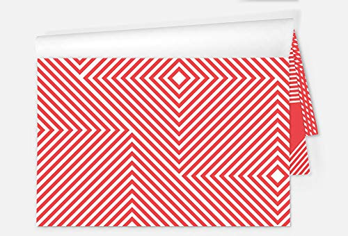 Mantel Antimanchas Rojo  marca na