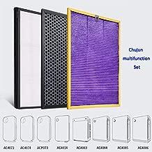 Air Purifier Parts | ac4141+ac4143+ ac4144 filter kit for Philips AC4072 AC4074 AC4083 AC4084 AC4085 AC4086 AC4014 ACP073 air purifier parts | by HUNACA | 1 PCs