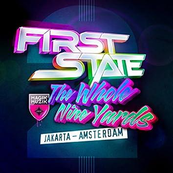 The Whole Nine Yards 2 (Jakarta - Amsterdam)