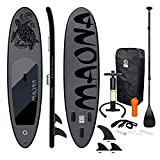 ECD Germany Stand Up Paddle Board Gonflable Maona | 308 x 76 x 10 cm |...