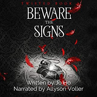 Beware the Signs audiobook cover art