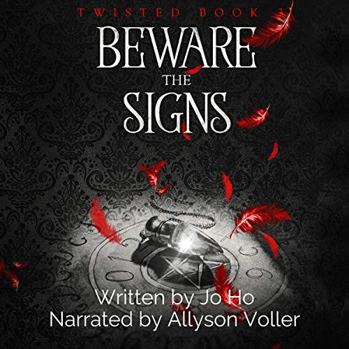 Beware the Signs: A Suspenseful Urban Fantasy for Magic Fans audiobook cover art