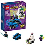 LEGO- Super Heroes Mighty Micros: Nightwing conThe Joker, Multicolore, 76093