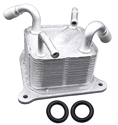 ANPART Transmission Oil Cooler 21606-3JX2C Fit for 2014-2017 for Nissan Versa Note