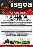 Pienso GALLINAS PONEDORAS CASERAS Harina. Saco 25 Kg. Isgoa