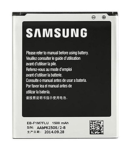Samsung - Batteria originale agli ioni di litio 3,8V 1.500 mAh per Samsung Galaxy S3 Mini i8190