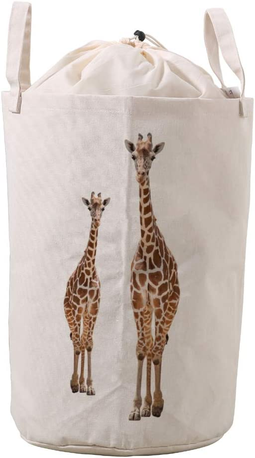 LifeCustomize Large Animer and price revision Laundry Basket Hamper Giraffe Baby C Mom And Special price for a limited time