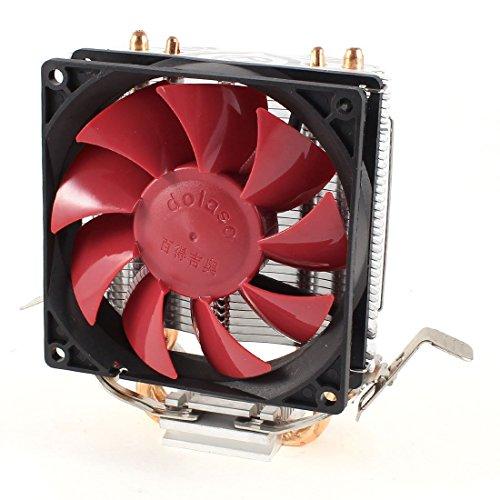 PC CPU del disipador de calor del ventilador del refrigerador 3P para Intel Pentium 4 LGA775 AMD Athlon FX