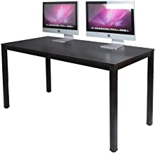 Need Computer Desk 63 inches Gaming Desk Writing Desk with BIFMA Certification Workstation Office Desk,Black AC3CB-160