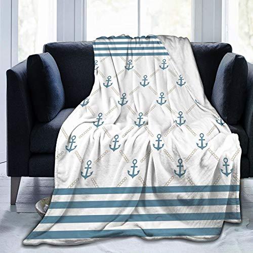 Couverture moelleuse Alpes au printemps avec herbe fraîche, ciel et montagnes majestueuses, décoration artistique, couverture douce pour chambre à coucher, couvre-lit 203,2 x 152,4 cm