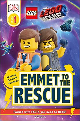 THE LEGO® MOVIE 2 Emmet to the Rescue (DK Readers Level 1)