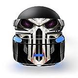 UUShop Protective Vinyl Skin Sticker Decal Warp for Sony Playstation VR Skull