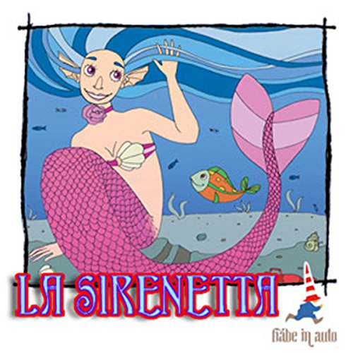 La Sirenetta audiobook cover art