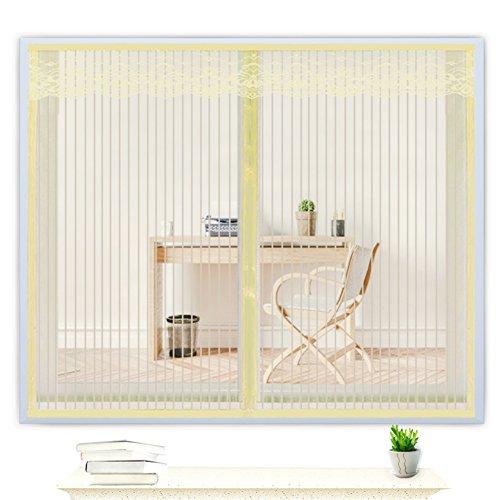 cortinas de cocina con velcro