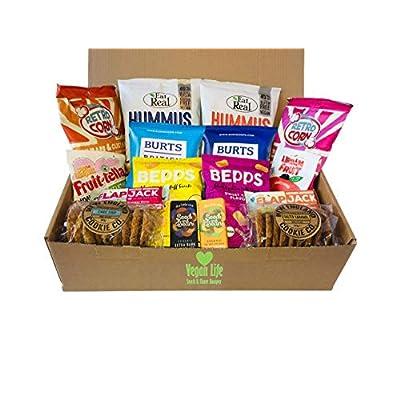 love vegan life snack and share hamper Love Vegan Life Snack and Share Hamper 5142zQKxx L
