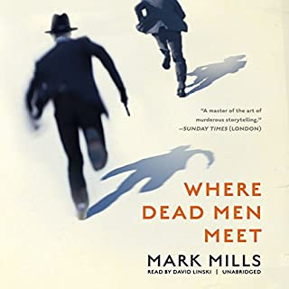 Where Dead Men Meet audiobook cover art